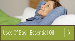 basil oil for mood