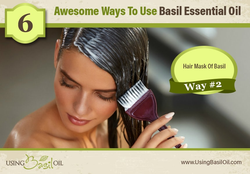 basil oil air freshener