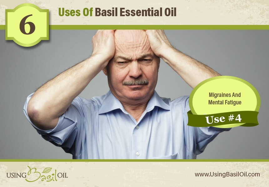 basil oil for hair loss