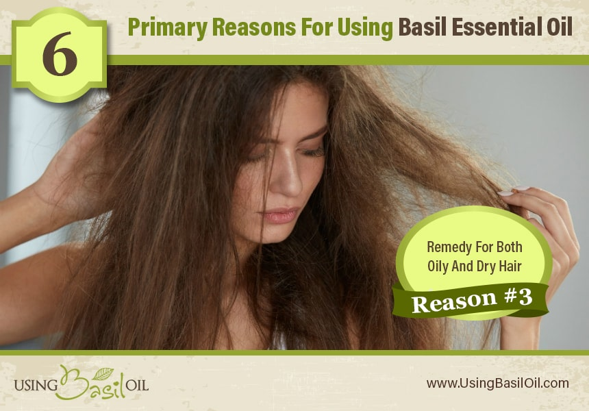what can you use basil oil for